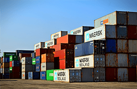 cargo containers - Customized ICT, software, industrial and cloud solutions